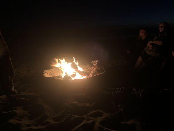 Beach Bon Fire...